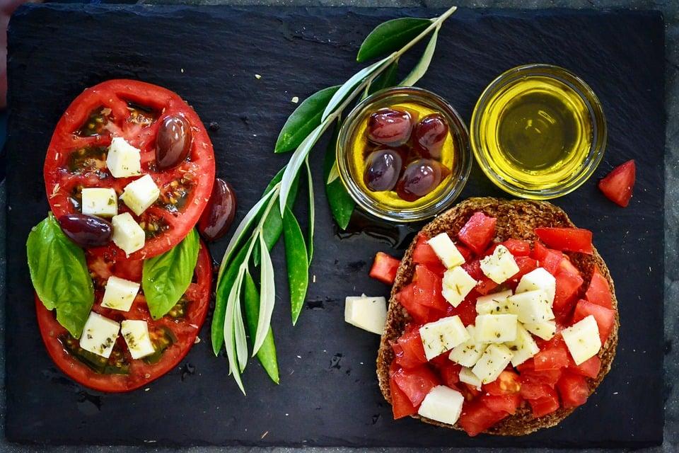 Dieta mediterránea: el secreto para mantenerse en forma y prevenir enfermedades del bienestar