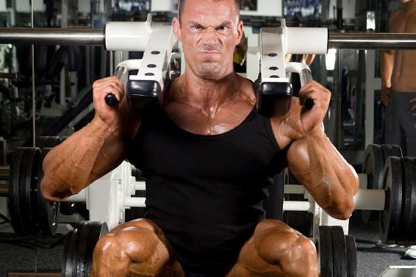 Más músculos equivalen a más testosterona