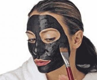 Turba para tratamientos de belleza