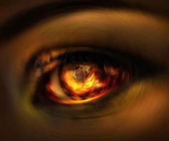 ardor de los ojos
