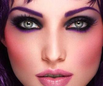 Cambia tu color de ojos