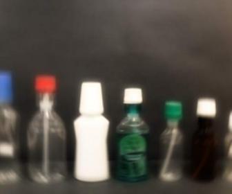 Enjuague bucal con clorhexidina