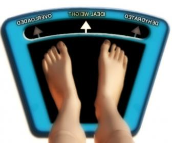 Cómo saber el peso ideal; Cómo calcular el peso ideal
