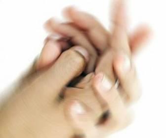 calambres en las manos