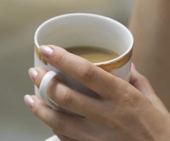 Dieta del té verde del té rojo