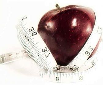 Dieta de zona y escala
