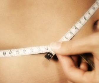 Pierde peso en poco tiempo