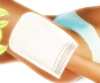 Exfoliante corporal
