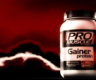 Gainer: suplementos para aumentar la masa muscular