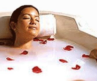 Masaje de agua