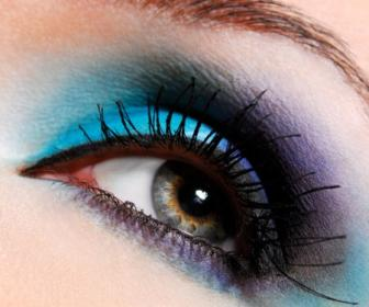Formas de maquillaje de ojos