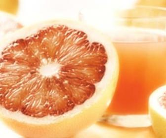 Toronja y jugo de toronja para bajar de peso