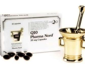 Coenzima q10: suplemento de coenzima q10