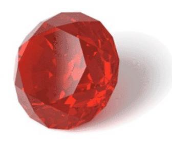 Terapia de cristales: Chakra Muladhara