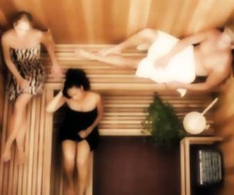 Sauna para adelgazar