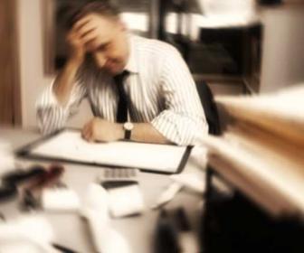 Síntomas de estrés mental