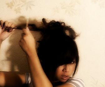 Alisado de cabello DIY