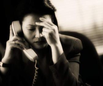 Estrés relacionado con el trabajo