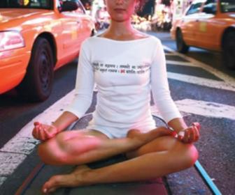 Yoga urbano